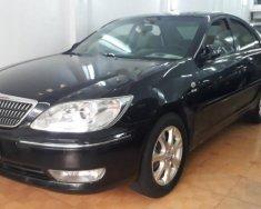 Bán Toyota Camry 2.4G 2005, màu đen chính chủ, giá chỉ 395 triệu giá 395 triệu tại Hà Nội