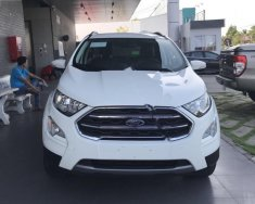 Bán Ford EcoSport Titanium 1.5L AT năm 2018, màu trắng giá 646 triệu tại Hà Nội