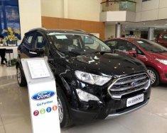 Bán xe Ford EcoSport Titanium 1.5L AT năm sản xuất 2018, màu đen giá 648 triệu tại Tp.HCM