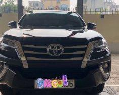 Bán xe Toyota Fortuner 2.7AT 2017, màu đen giá 1 tỷ 255 tr tại Hà Nội