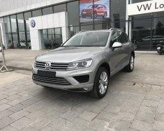 Bán xe Volkswagen Touareg V6 3.6 sản xuất năm 2018, màu bạc, nhập khẩu nguyên chiếc giá 2 tỷ 499 tr tại Hà Nội