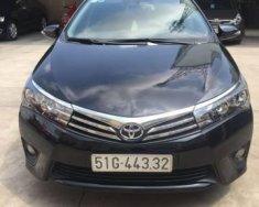 Cần bán xe Toyota Corolla altis 1.8G CVT năm sản xuất 2017 chính chủ, 760 triệu giá 760 triệu tại Tp.HCM