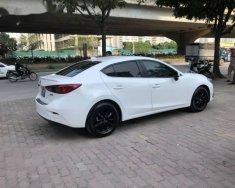 Cần bán lại xe Mazda 3 đời 2016, màu trắng giá 625 triệu tại Hà Nội
