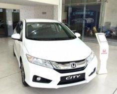 Honda City 1.5 CVT 2018, ưu đãi khủng, giao xe ngay giá 559 triệu tại Bến Tre