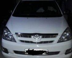 Cần bán lại xe Toyota Innova đời 2006, màu trắng, giá chỉ 255 triệu giá 255 triệu tại Vĩnh Long