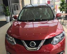 Nissan XTRAIL 2.5 4WD đỏ quý phái giá 986 triệu tại Hà Nội