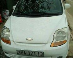 Cần bán xe Chevrolet Spark năm sản xuất 2011, màu trắng giá Giá thỏa thuận tại Hà Tĩnh