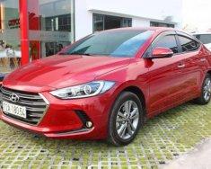 Cần bán Hyundai Elantra 1.6 AT 2016, màu đỏ xe gia đình, giá tốt giá 589 triệu tại Tp.HCM