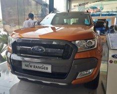 Bán xe Ford Ranger Wildtrak 3.2 2018, nhập khẩu, 925 triệu giá 925 triệu tại Tp.HCM