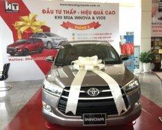 Bán ô tô Toyota Innova 2.0E năm 2018, màu bạc giá 713 triệu tại Tp.HCM