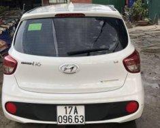 Cần bán lại xe Hyundai Grand i10 năm sản xuất 2018, màu trắng, 425tr giá 425 triệu tại Hà Nội