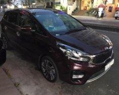 Bán xe Kia Rondo GAT năm sản xuất 2017, màu đỏ giá 630 triệu tại Thái Nguyên