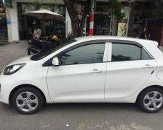 Cần bán lại xe Kia Morning EX 1.2 MT đời 2017, màu trắng   giá 320 triệu tại Đà Nẵng