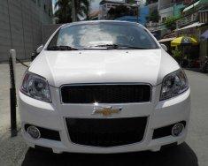 Chevrolet Aveo LT đời 2018, màu trắng, giá 409tr, trả trước chỉ 100 triệu sở hữu ngay giá 409 triệu tại Tp.HCM