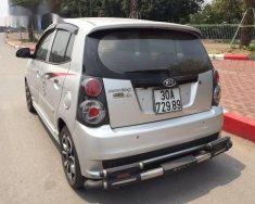 Cần bán Kia Morning SLX năm 2010, màu bạc, nhập khẩu nguyên chiếc như mới giá 283 triệu tại Hà Nội