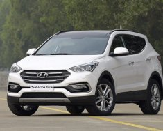 Hyundai Santafe 2018 giao ngay, hỗ trợ trả góp lên đến 90% giá 990 triệu tại Tp.HCM