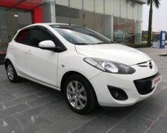 Bán Mazda 2 1.5AT sản xuất 2013, màu trắng giá 389 triệu tại Hà Nội