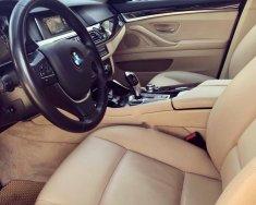 Chính chủ bán xe BMW 5 Series 520i 2015, màu đen giá 1 tỷ 580 tr tại Tp.HCM