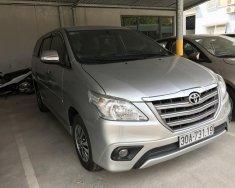 Bán xe Toyota Innova năm 2015 màu bạc, 605 triệu giá 605 triệu tại Hà Nội