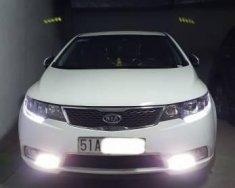 Bán xe Kia Forte S AT năm 2013, màu trắng xe gia đình, giá tốt giá 460 triệu tại Tp.HCM