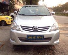Bán ô tô Toyota Innova V năm 2011, màu bạc, 450 triệu giá 450 triệu tại Hà Nội