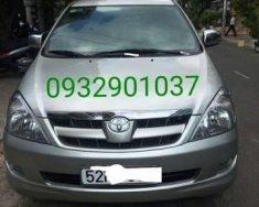 Cần bán xe Toyota Innova 2008 ít sử dụng giá 435 triệu tại Tp.HCM