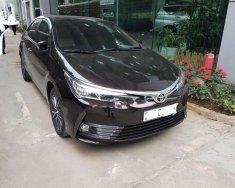 Bán Toyota Corolla altis 1.8G năm 2017, màu nâu, 755 triệu giá 755 triệu tại Hà Nội