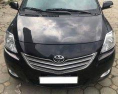 Cần bán lại xe Toyota Vios 1.5MT sản xuất năm 2011, màu đen  giá 295 triệu tại Hà Nội