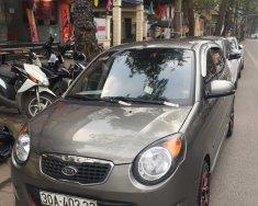 Cần bán xe Kia Morning SLX năm sản xuất 2010, màu xám (ghi), nhập khẩu, xe đẹp giá 272 triệu tại Hà Nội