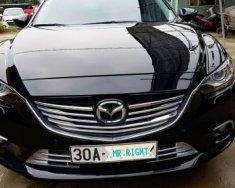 Bán Mazda 6 2.5 AT năm sản xuất 2014, màu đen giá 745 triệu tại Hà Nội