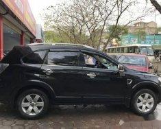Cần bán gấp Chevrolet Captiva MT sản xuất năm 2011, màu đen, 350tr giá 350 triệu tại Hà Nội