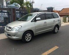 Cần bán xe Toyota Innova G MT sản xuất năm 2007, màu bạc còn mới, 358tr giá 358 triệu tại BR-Vũng Tàu