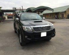 Bán xe Hilux 2015, màu đen, nhập khẩu chính chủ giá 650 triệu tại Tp.HCM