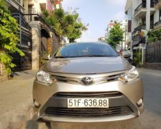 Cần bán lại xe Toyota Vios 1.5MT sản xuất năm 2016   giá 470 triệu tại Tp.HCM
