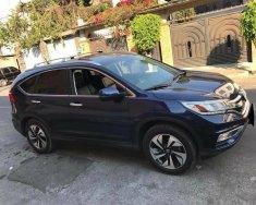 Cần bán xe Honda CR-V 2.4AT 2016 màu đen, bản full giá 835 triệu tại Tp.HCM