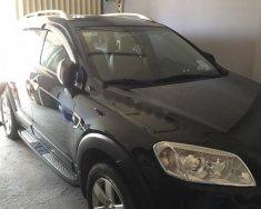 Bán Chevrolet Captiva LT 2.4 MT đời 2008, màu đen giá 340 triệu tại Lâm Đồng
