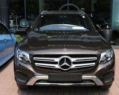 Bán xe Mercedes GLC 250 4MATIC 2018 màu nâu, giá tốt, giao xe ngay giá 1 tỷ 879 tr tại Hà Nội