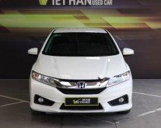 Bán gấp Honda City 1.5AT 2016, màu trắng giá 548 triệu tại Tp.HCM