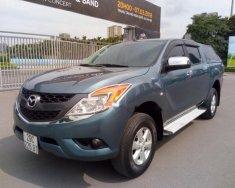 Bán Mazda BT 50 2.2L 4x4 MT đời 2014, màu xanh lam, xe nhập   giá 480 triệu tại Hà Nội