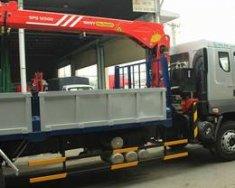 Xe tải Chenglong gắn cẩu Palfinger Sany 5t. giá 1 tỷ 200 tr tại Cả nước