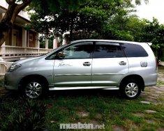 Cần bán Toyota Innova đời 2010, nhập khẩu chính hãng, ít sử dụng giá 455 triệu tại Quảng Bình