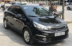 Bán Kia Rio đời 2015, màu đen, số tự động giá 495 triệu tại Hà Nội
