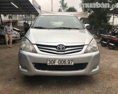 Bán Toyota Innova 2010, màu bạc, nhập khẩu chính hãng, giá 358tr giá 358 triệu tại Hải Dương