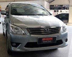 Bán ô tô Toyota Innova sản xuất 2012, màu bạc, nhập khẩu nguyên chiếc giá 560 triệu tại Tp.HCM