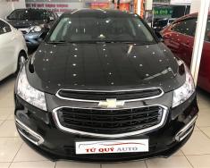 Cần bán Chevrolet Cruze LT 1.6MT 2017, màu đen, số sàn giá cạnh tranh giá 520 triệu tại Hà Nội
