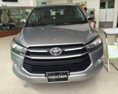 Toyota Phú Mỹ Hưng bán Toyota Innova 2018, màu xám giá Giá thỏa thuận tại Tp.HCM