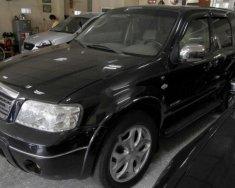 Cần bán lại xe Ford Escape đời 2004, màu đen, giá 235tr giá 235 triệu tại Tp.HCM
