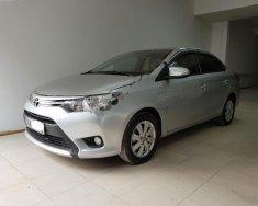 Bán xe Toyota Vios 1.5E MT năm 2014, màu bạc, 435tr giá 435 triệu tại Hà Nội