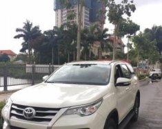 Bán Toyota Fortuner sản xuất 2017, màu trắng  giá 1 tỷ 90 tr tại Tp.HCM