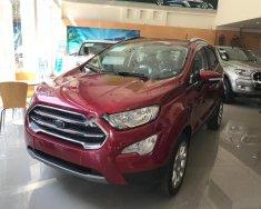 Bán xe Ford EcoSport năm 2018, màu đỏ, 645tr giá 645 triệu tại Tp.HCM